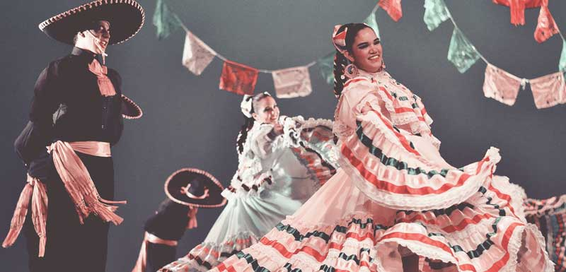 Flamenco dansshow thema