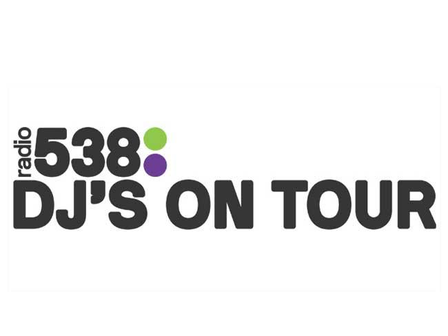 Profielfoto 538 DJ's On Tour