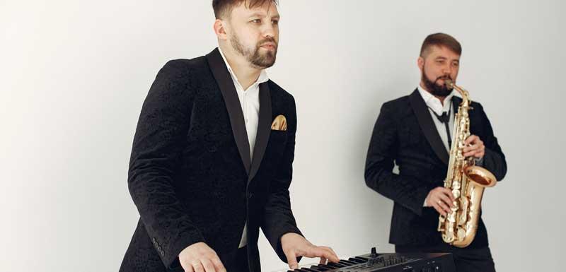 Instrumentale Duo's thema
