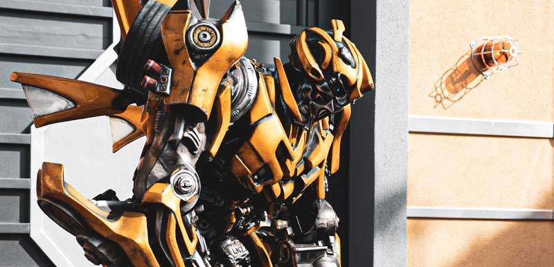Robots thema