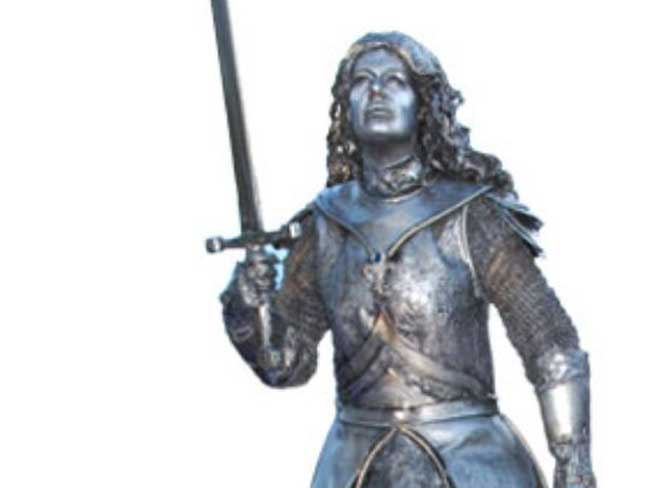 Profielfoto Jeanne d'Arc