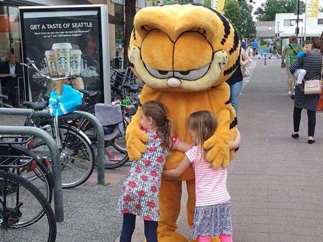 Profielfoto Meet & Greet Garfield