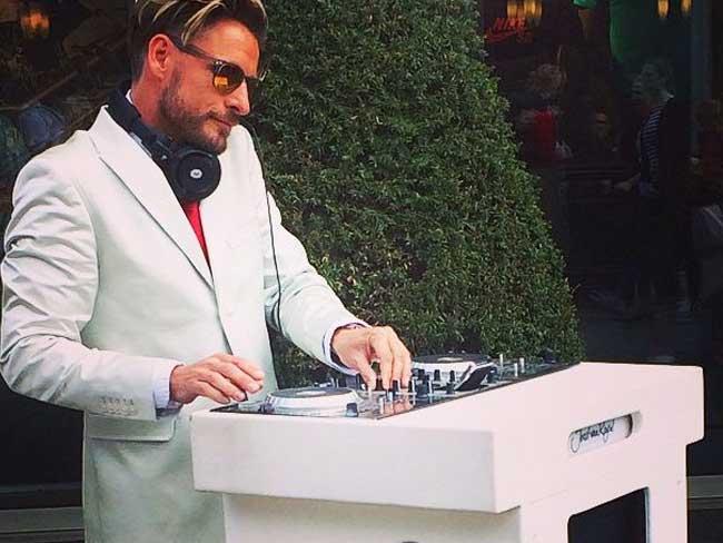 Profielfoto Walking DJ