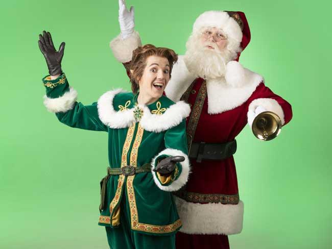 Profielfoto De Kerstman met de Magische Kerstelf