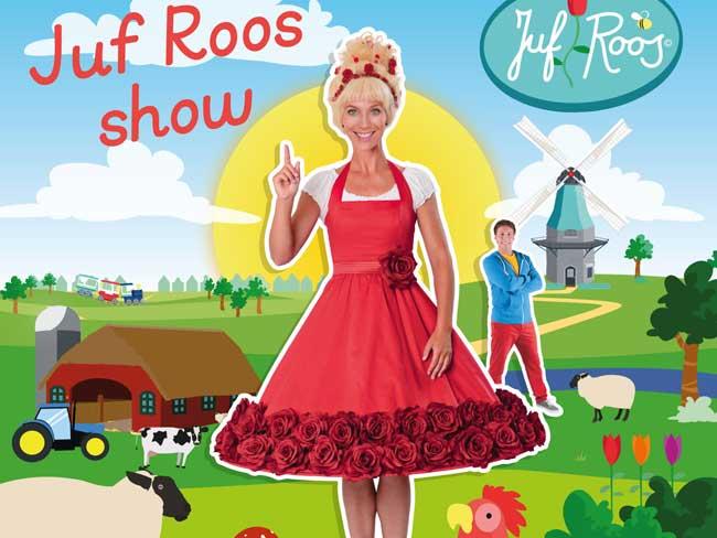 Profielfoto Juf Roos Show