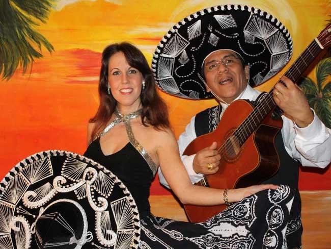 Profielfoto Mexicaans Mariachi Duo - Los del Sol