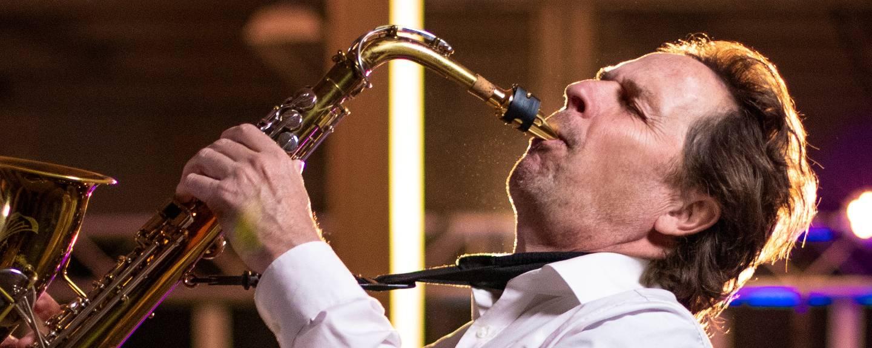 Jan van Oort – Saxofonist