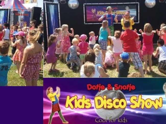 Profielfoto Snotje en Dotje Kids Disco Show