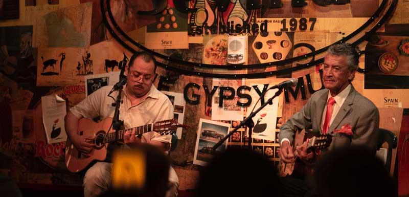 Gypsy Duo's thema