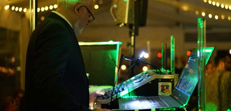 Allround Bruiloft DJ's thema