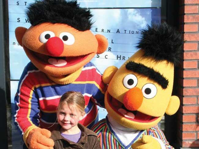Profielfoto Bert en Ernie