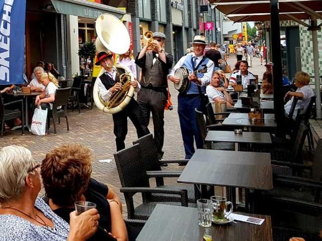 Profielfoto Dixieland band (looporkest)