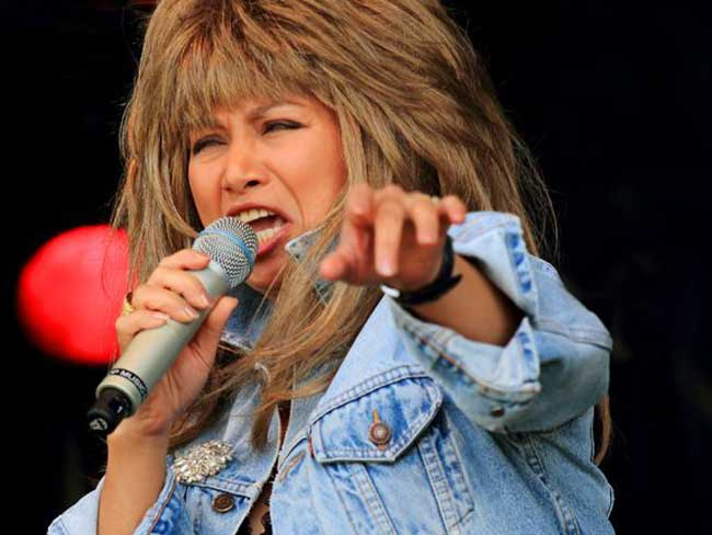 Profielfoto Tina Turner by Mary Amora