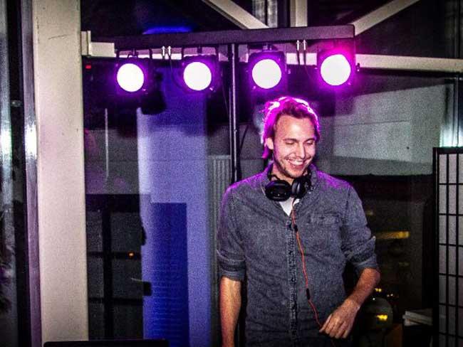 Profielfoto DJ SpaceBeats