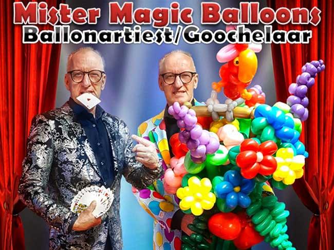 Profielfoto Mister Magic Balloons