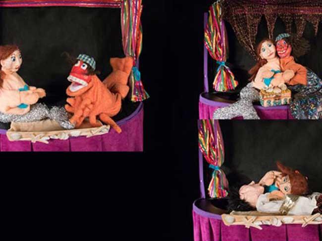 Profielfoto Brammetje en de zeemeermin
