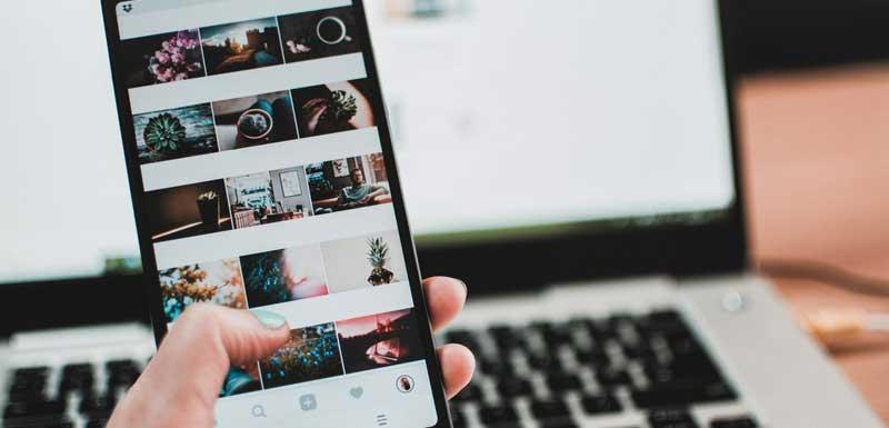 Social Media thema