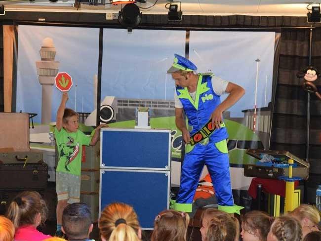Profielfoto Pio Piloot kindershow