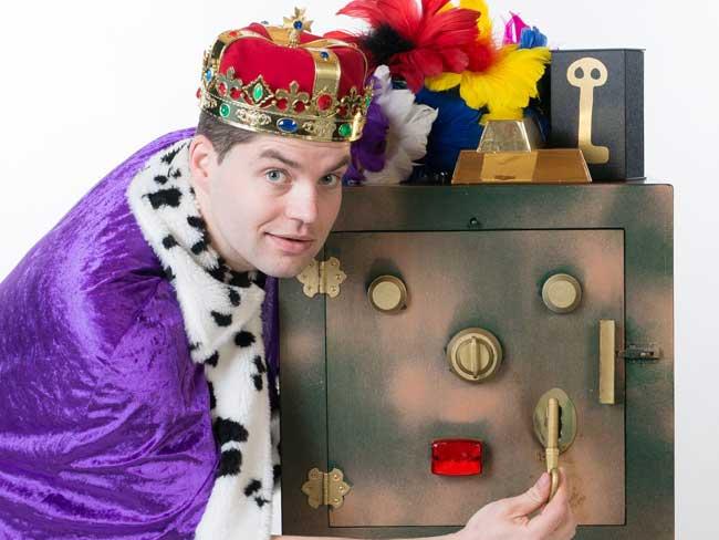 Profielfoto Magisch sprookje de Wonderkroon