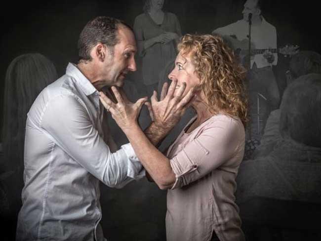 Wrijving - Marij en Kornelis