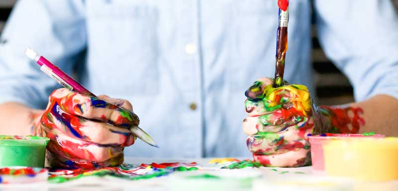 Creatieve workshop thema