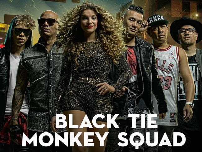 Profielfoto Black Tie Monkey Squad