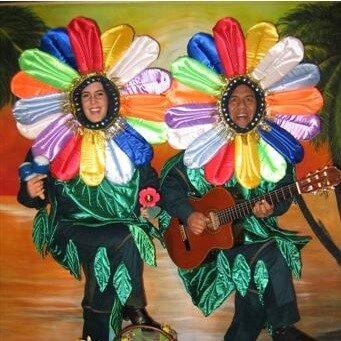 De Zingende Bloemen – Los del Sol
