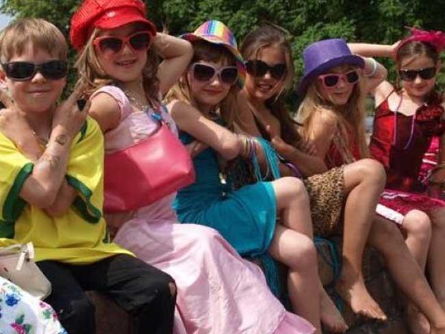Profielfoto Topmodel Kinderfeestje