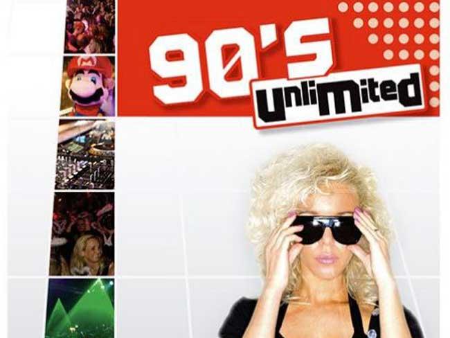 Profielfoto 90's Unlimited