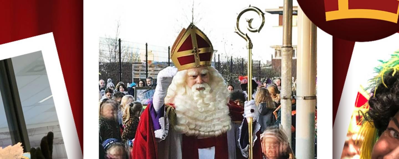 Profielfoto Sinterfun, Sinterklaas bezoek