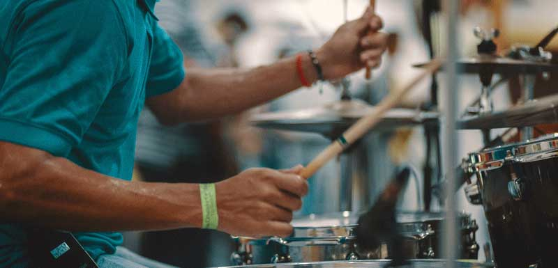 Drummers thema