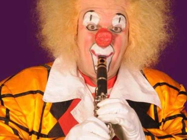Profielfoto Muzikale Clown Teddy Klarinetti