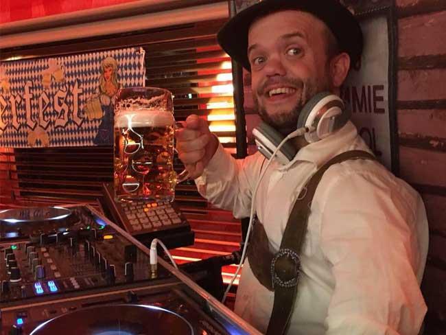 Profielfoto DJ Timmie Tirol