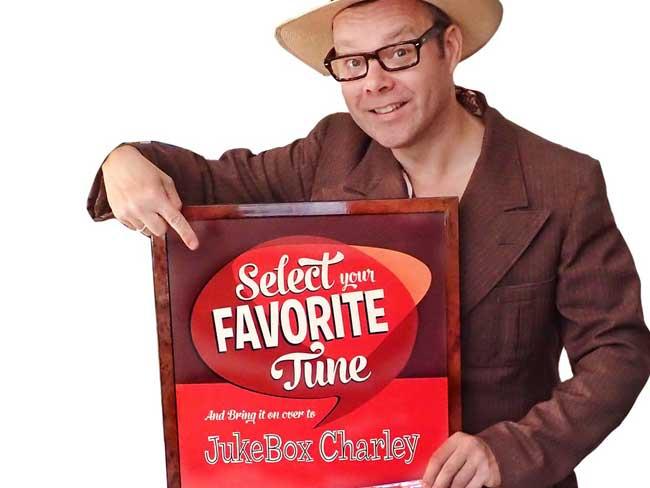 Profielfoto Jukebox Charley Vintage DJ