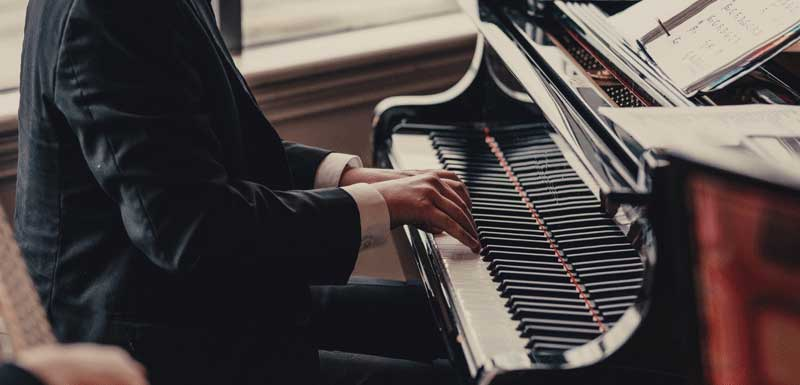 Allround Pianisten thema