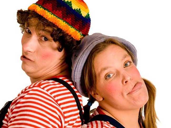 Profielfoto Kindershow: Circus Puinhoop