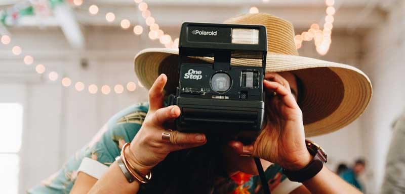 Fotograaf thema