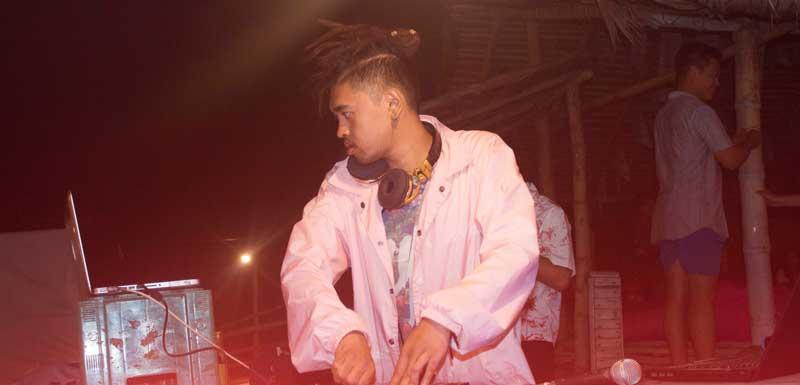 Allround DJ's themafeesten thema