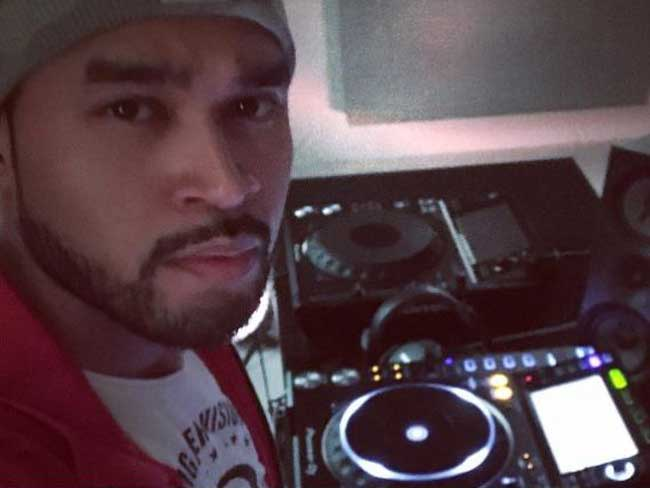 DJ (Club, Cafe etc) Drakon Black