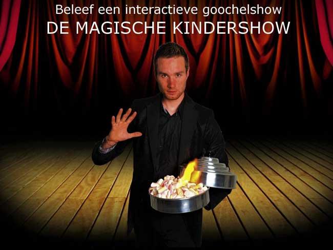 Profielfoto De Magische kindershow
