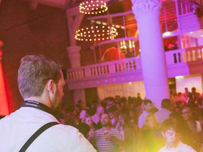 Profielfoto Allround Bruiloft DJ Koen