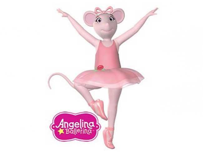 Profielfoto Angelina Ballerina