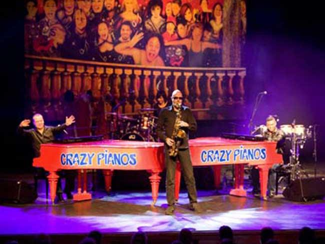 Profielfoto Crazy Pianos On Tour