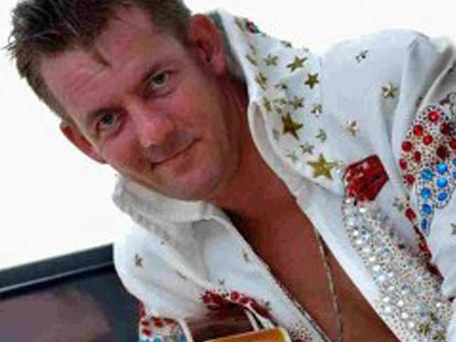 Elvis Imitator Johnny Lewis Elvis Imitator