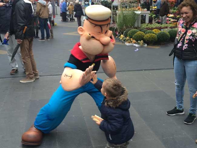 Profielfoto Meet & Greet Popeye