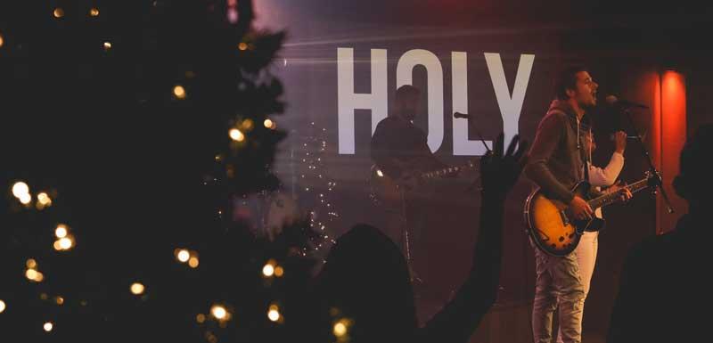 Christmas songs thema