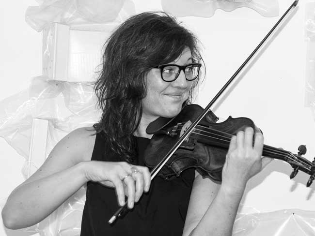 Profielfoto Anouk Lievens – violiste