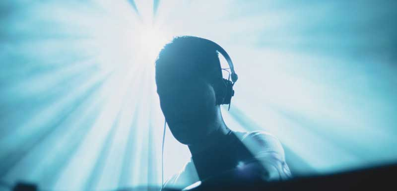 EDM DJ's voor Clubavond thema