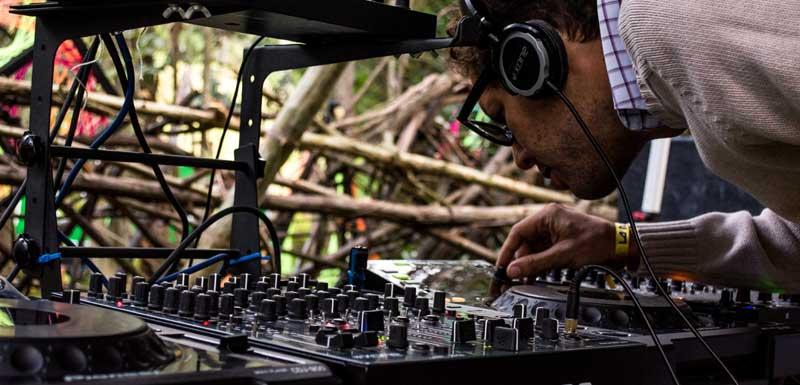 House Festival DJ's thema