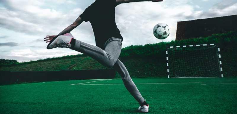 Voetbal thema
